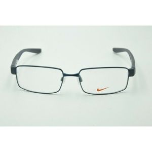 NEW Nike Eyeglasses NK 8171 400 Satin Blue Frames
